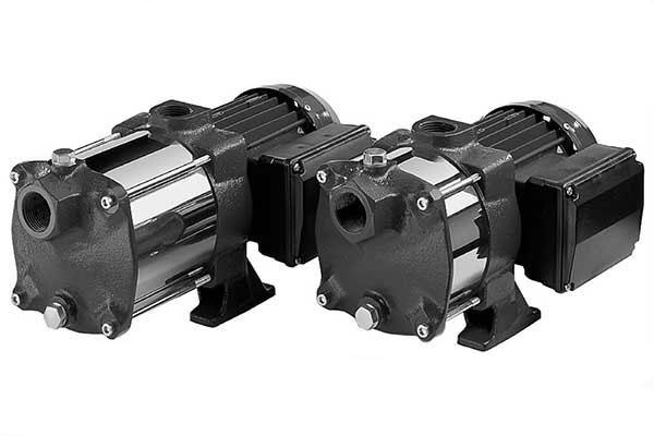 Многоступенчатые центробежные насосы Ebara Compact AM/15