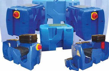 Очистные сооружения для очистки ливневых и нефтесодержащих сточных вод