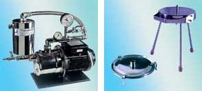 Приборы вакуумного фильтрования